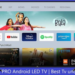 Mi TV 4A PRO 32 inch HD Android LED TV Best Tv under 15000